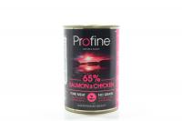 Корм Profine для собак курка картопля лосось 400г х12