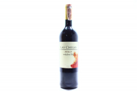 Вино Las Chilas Merlot 0,75л х3