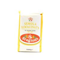 Борошно Le 5 Stagioni pз твердих сортів пшениці 1кг х10