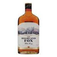 Настоянка The Highland Fox White Honey 38% 0,5л х6