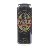 Пиво Faxe Stout солодове темне ж/б 0.5л х6