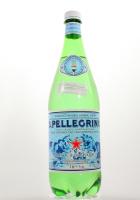 Вода S.Pellegrino мінеральна газована 1л х6