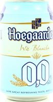 Пиво Hoegaarden б/а з/б 0,33л
