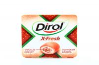 Жувальна гумка Dirol X-Fresh Полунична свіжість 18г х30