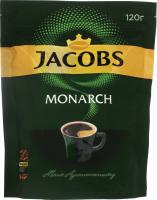 Кава Jacobs Monarch розчинна пакет 120г