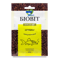 Корм Природа для риб Біовіт сомики 25г