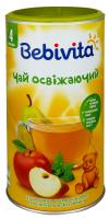Чай Bebivita освіжаючий розчинний 200г х12
