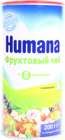 Чай Humana фруктовий 200г х6