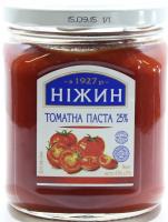 Паста томатна Ніжин 470г