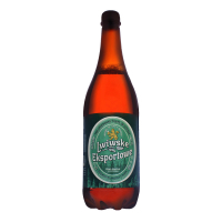 Пиво Львівське Lwiwske Eksportowe світле фільтроване 5.5% 950мл