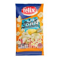 Попкорн Felix зі смаком сиру 90г х18