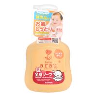 Гель-піна Baby arau для купання малюків зволож.450мл х6