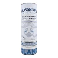 Віскі Mossburn Blended Malt Island 46% 0,7л (тубус) x2