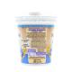 Йогурт Галичина Чорниця-Злаки 2,5% 280г стакан х12
