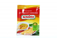Приправа Kotanyi до сирної намазки 25г х60