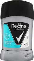 Дезодорант Rexona Men Антибактеріальна свіжість стік 50мл