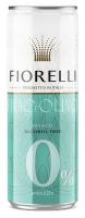 Напій ігристий Fiorelli Fragolino Bianco 0.25л