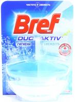 Туалетний блок Bref Duo-Aktiv Гігієна та свіжість, 50 мл