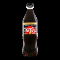 Напій Coca-Cola Zero Ваніла нуль цукру 0,5л х12