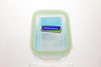 Ємність Glasslock склянна з пласт.кришкою 400мл арт.МСRB040