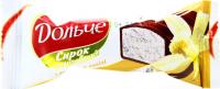 Сирок Дольче глазурований з аром.ванілі 15% 50г х40