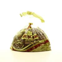 Хліб Цархліб Юріївський заварний 400г наріз.в упаковці