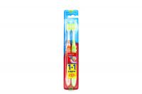Зубна щітка Colgate Extra Clean 1+1 х6