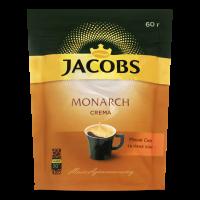 Кава Jacobs Monarch Crema розчинна пакет 60г