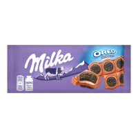 Шоколад Milka Oreo 92г х12
