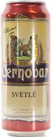 Пиво Cernovar світле фільтр. 0,5л