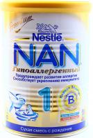 Суміш Nestle дитяча NAN Premium 1Н.А. 400г х12