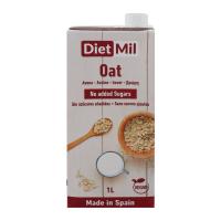 Молоко рослинне DietMil з вівса 1л х12