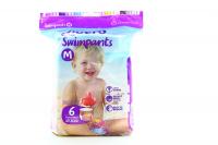 Підгузки Libero Swimpants medium 10-16кг 6шт . х6