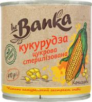 Кукурудза The Banka цукрова 410г ж/б х12
