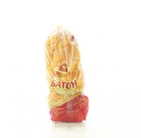 Батон Цархліб Нива 500г наріз.скибками в упаковці