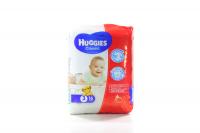 Підгузники Huggies Classic 3 4-9кг 16шт . х6