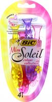 Станок для гоління BIC Miss Soleil 4шт