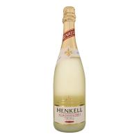 Напій винний газовий Henkell Blanc безалкогольний 0,75л х6
