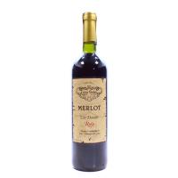 Вино Casa Veche Merlot Мерло червоне напівсухе 10-12% 0,75л