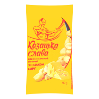 Арахіс Козацька Слава смажений солоний Сир 90г х50
