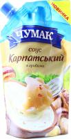Соус Чумак Карпатський з грибами 200г