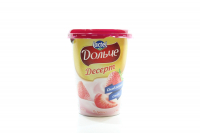 Десерт Lactel Дольче полуниця 3,4% 400г х12