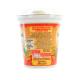 Йогурт Галичина Полуниця-Злаки 2,5% 280г стакан х12