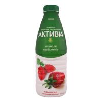 Йогурт Danone Активіа Полуниця-Суниця 1.5% 800г х6