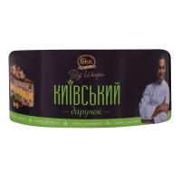 Торт БКК Київський дарунок з фундуком від шефа 850г