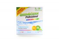 Пральний порошок безфосфатний для кольорових тканин Green&Clean Professional Color Automat, 3 кг