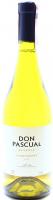 Вино Don Pascual Chardonnay Reserve сухе біле 0,75л x2