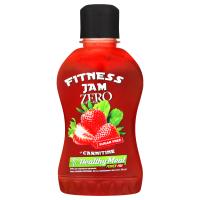 Топінг Fitness Jam Zero д/спорт. харчування Запашна полуниця 200
