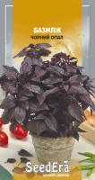 Насіння SeedEra Базилік фіолетовий Чорний Опал 0,5г