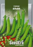 Насіння Seedera Горох овочевий Альфа 20 г